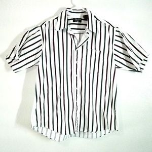 Trader Bay Large Candy Stripe Shirt (B10.27)
